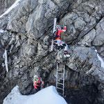 Zusammenschluss zum Meranerweg - Franz beobachtet von Welli