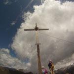 Gipfelkreuz des Gitschs