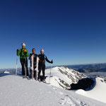 Berg Heil zum ersten