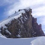 toller, finaler Gipfelanstieg
