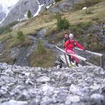 Bergtol - trotz allem eine weitere gelungene Tour