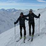 bis zum Gipfel der Monte Cevedale (Welli, Franz)