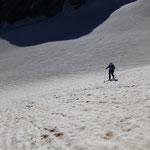 Bergtol mit dem nun gut ersichtlichen Gletscherfluss…