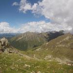 herrliche Gipfelschau am Gitsch