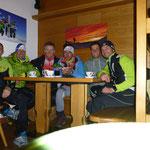 Bergtol, beim Skitourenstammtisch by Gallia