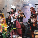 The Violet Tribe at Castle Party (PL), 2010