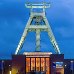 Tuxyso/Wikimedia Commons, via Wikimedia Commons | http://commons.wikimedia.org/wiki/File%3ABergbaumuseum_Bochum_Blaue_Stunde_2014.jpg