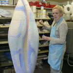 Ingrid Dickschat-Lorenz - Keramische Objekte