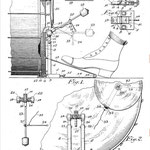 von William F. Ludwig (U.S. Patent 922706) [Public domain], via Wikimedia Commons | http://commons.wikimedia.org/wiki/File%3ALudwig_1909_pedal_patent.jpg