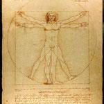 Leonardo da Vinci [Public domain], via Wikimedia Commons | http://commons.wikimedia.org/wiki/File%3ADa_Vinci_Vitruve_Luc_Viatour.jpg