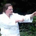 Sensei Daniel Vleeschhouwers 3. Dan