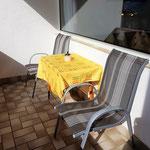 Balkonausstattung - - Haus Löger Apartments - Windischgarsten