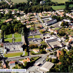 Sainte Marie et Collèges.   Photo Présence du Passé