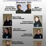 Cxwta-Chile Directorio 2011