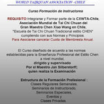 Cxwta-Chile Curso Instructor