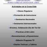 Cxwta-chile Actividades