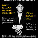 Concert Ismael Margain