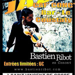 Concert Jazz - Bastien Ribot