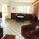 Salon Chambres d'hôte et entrée
