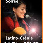 Soirée Latino-Créole - Ninoska