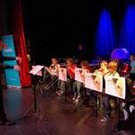 Le jeune orchestre de l'EMIM a montré ses talents