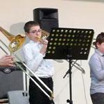 Un trio de trombones