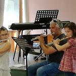 Quatuor de flûtes