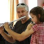 Duo de flûtes