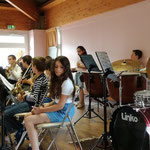 Le jeune orchestre s'accorde