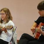 Duo de cordes