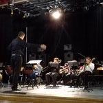 Le jeune orchestre, attention au départ