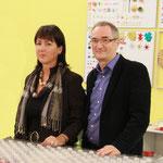 Veronika und Erich Schmid für die Geschäftsleitung