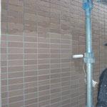 外壁防水-シーラー塗布  防水材料 セブンケミカル セブンS