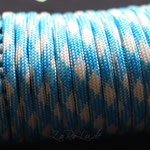 45 weiß - blau