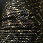 75 Gold Knight Metallic Glitter Black & Gold Tracer