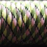 37 hellgrün - pink - schwarz