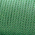 59  neon green / diamands