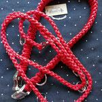 verstellbare Leine plus starkes Halsband
