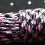 48 pink - schwarz