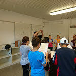 Traditionsmorgen Primarschule Brunnen mit der 4. Klasse, 15. Juni 2016