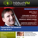 Karsten Morschett zu Gast bei Peter Ilmann - Hörbuch FM