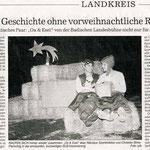 Ox und Esel - Regie Karsten Morschett