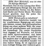 2 1/2 Könige - Regie Karsten Morschett