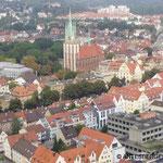 Blick in die Oststadt