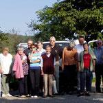 Die Teilnehmer der Gildefahrt 2005
