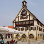 ... Rathaus in Metzingen