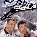 Jörg & Dragan  - Die Autohändler -