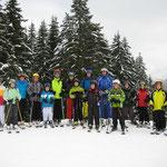 Skikurs 2012 / 13
