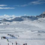 Kitzsteinhorn Skiopening 2012