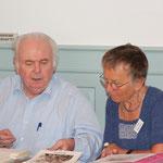 Norbert Hillerbrandt und Helga Becker-Bickerich